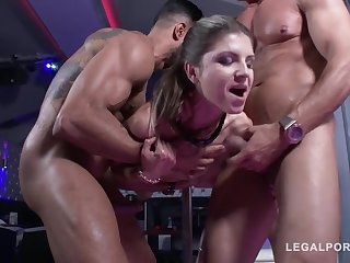 Gina Gerson - Assfucked In Stripclub