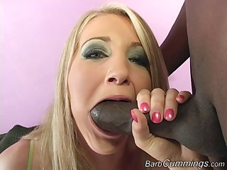 Interracial cowgirl and doggy fuck with mart babe Whisker Cummings