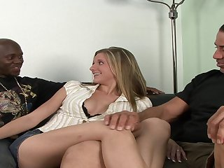 Dude Enjoys Heeding His White Wife Fucked - catalina taylor