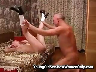 Young Cutie Russian Stepdaughter Ask Not Daddy Be beneficial to Sexual congress