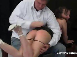 Extraordinary Bondage Spanking Collection