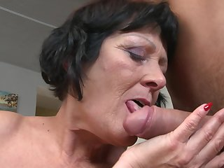 His throbbing cock was 'round Nicola E needed to reach an orgasm