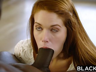 Blacked Redhead Kimberly Brix Major Obese Black Male Be relevant - FUCK MOVIE