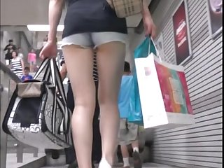 minipants chinese girls with sexy hooves