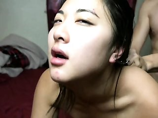 Creamy Pussy Fuck DoggyStyle