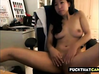 young Chinese American does a show