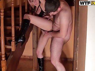 CashForSexTape Anna - Tudor Episode 3 Kinky bdsm and m
