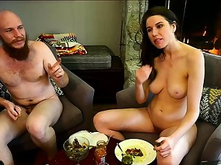Bound big boobs brunette welcomes big cock in botheration