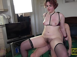 Obedient amateur roughly fucked far her muted grab on home cam