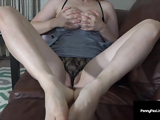 Foot Fetish Make a balls-up of Off Directions With Redhead Penny Pax!