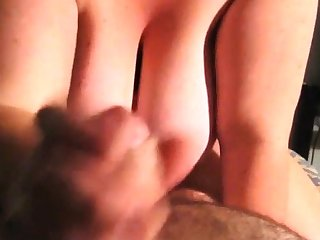 Amateur of age MILF well-known handjob