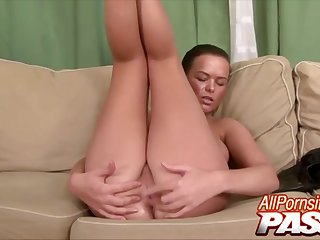 Linet A Lynette In Law Enforcement Cop Linet Stagg Solo Pussy Playing