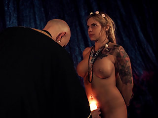 Her master's preferred